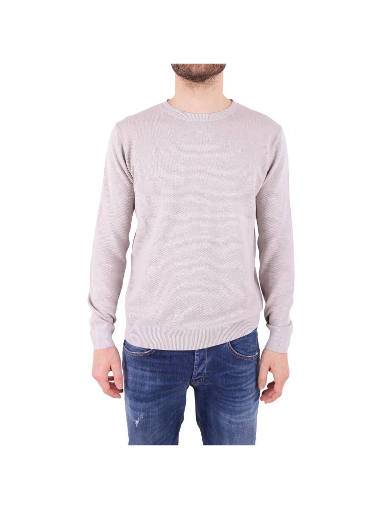DANIELE FIESOLI Cotton Sweater in Iron