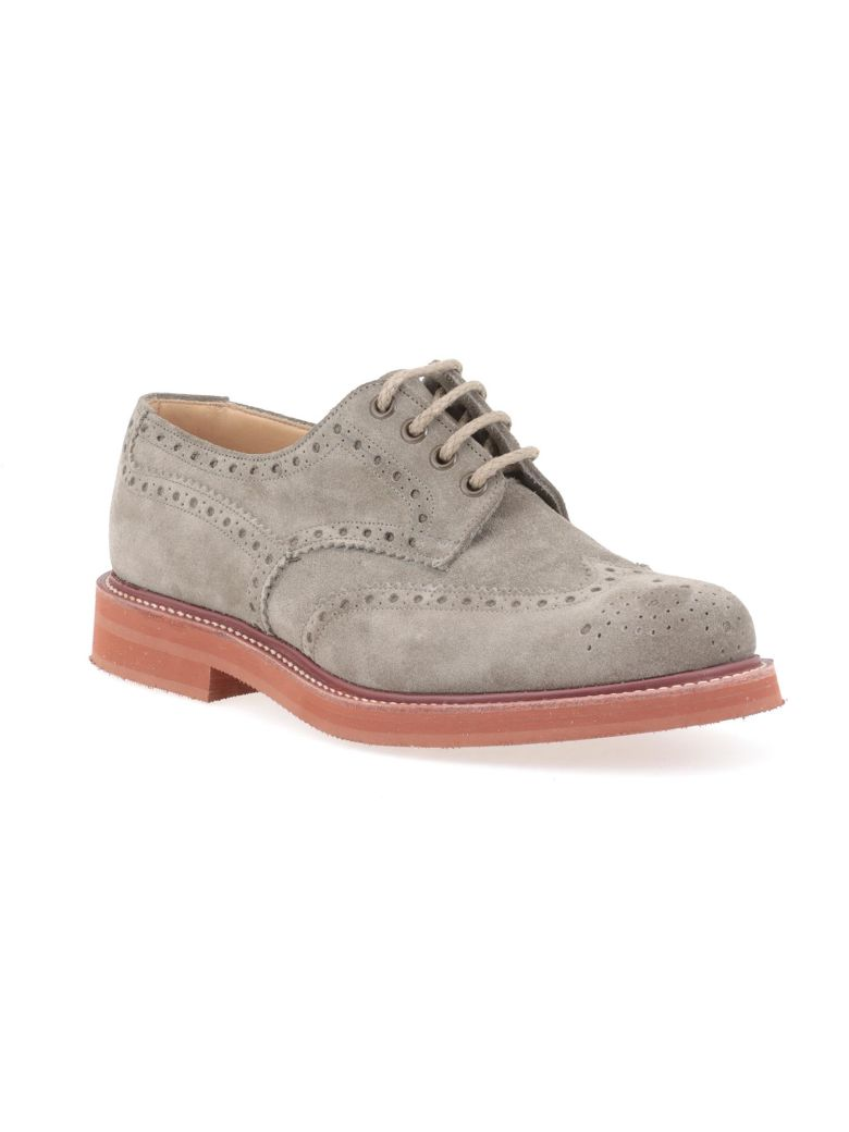 CHURCH'S TOULSTON LACE UP SHOE