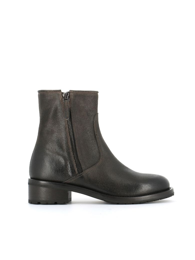 """HENDERSON Boots """"Viola"""" in Anthracite"""