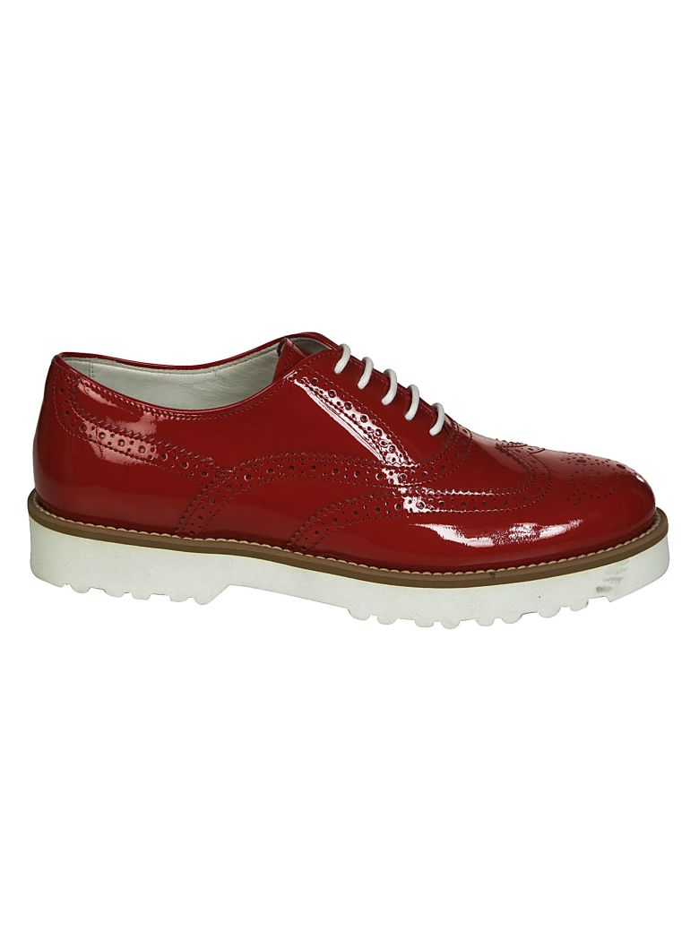 LACE-UP BROGUE SHOES