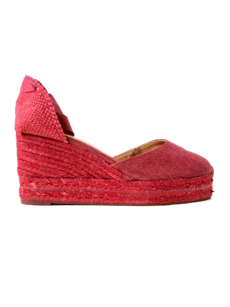 CARINA COLOR WEDGE ESPADRILLAS