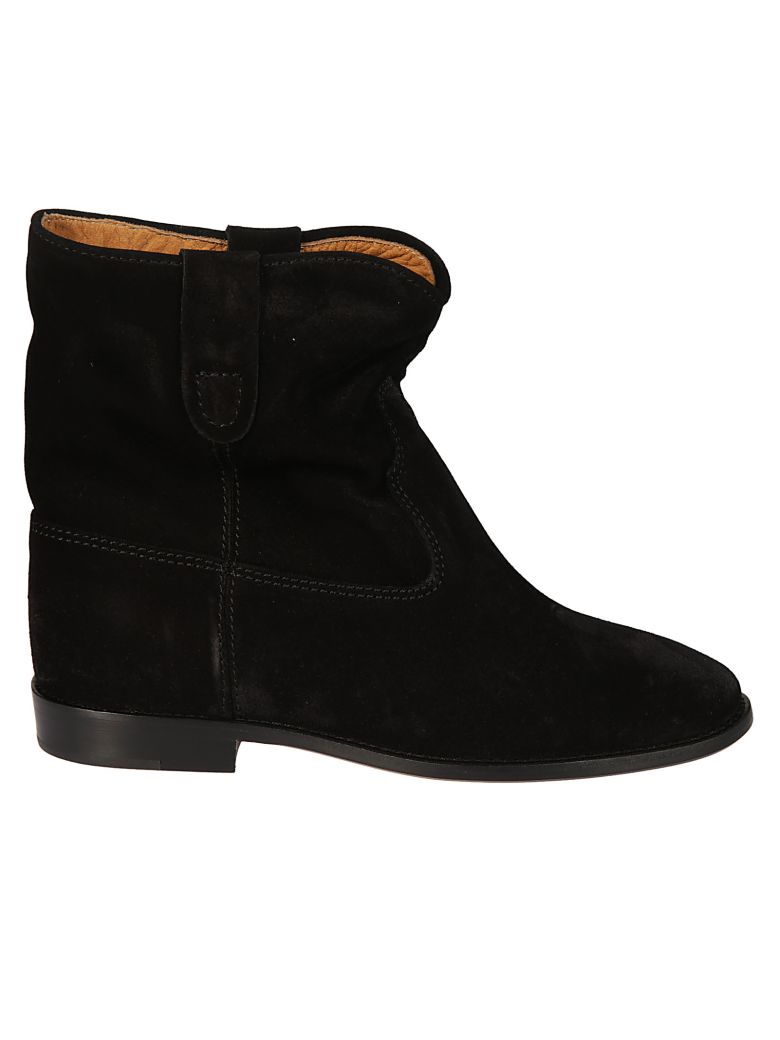 Crisi Boots in Black