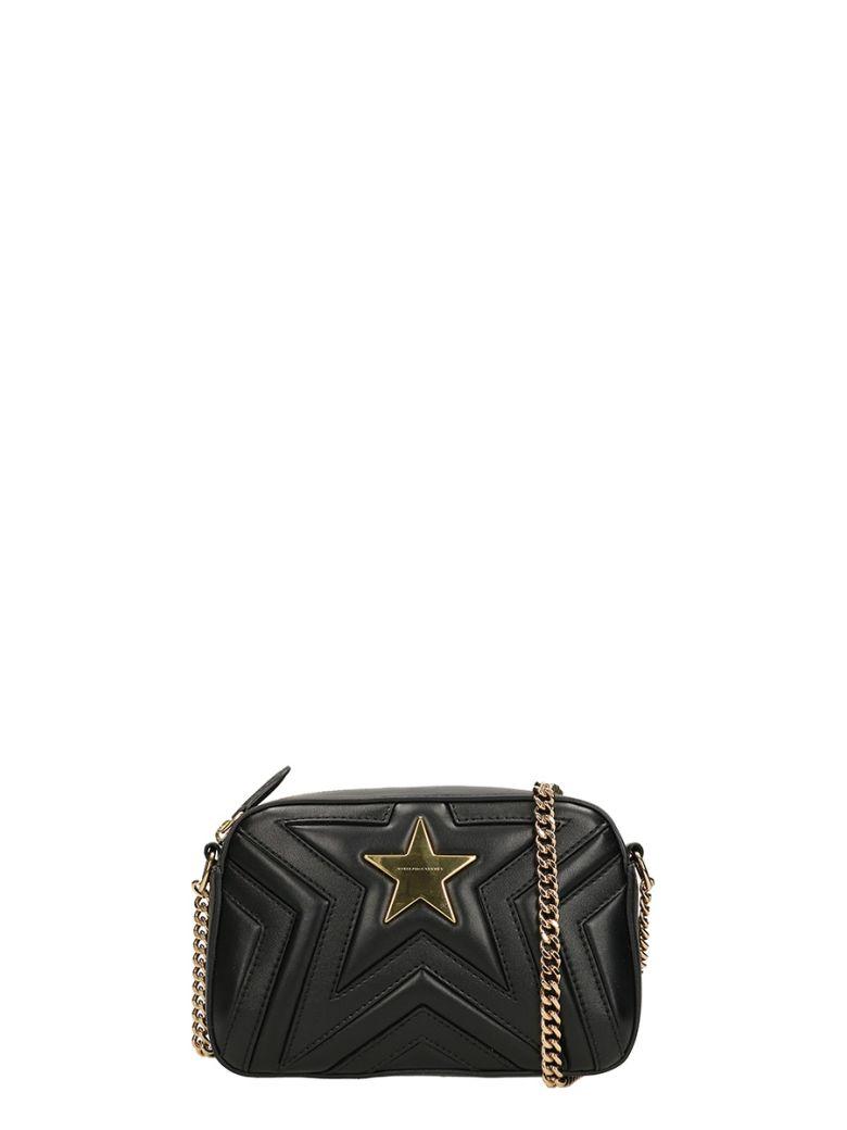 Stella Mccartney Stella Star Mini Bag In Black  78703a6a7b1ff