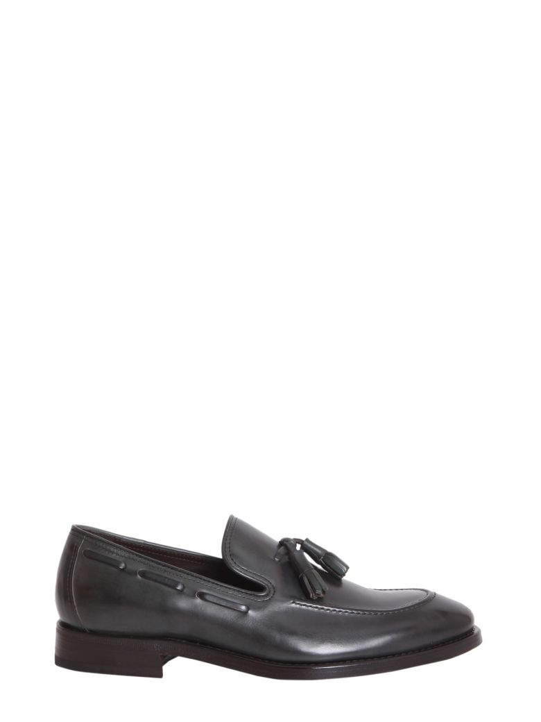 HENDERSON LOAFERS WITH TASSELS
