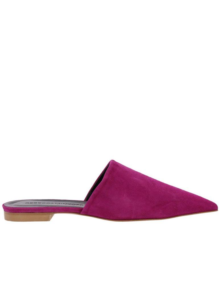 Rebecca Minkoff Ballet Flats Shoes Women Discount New Arrival QbhIM42aF8