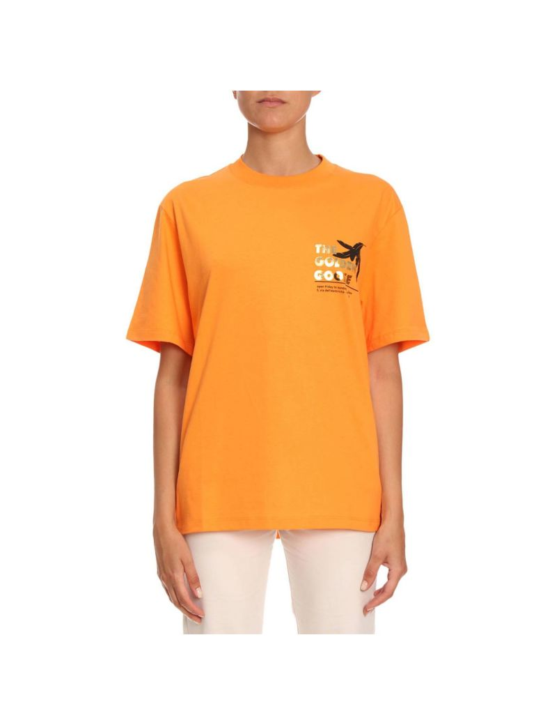Golden Goose T-shirt T-shirt Women Golden Goose - orange