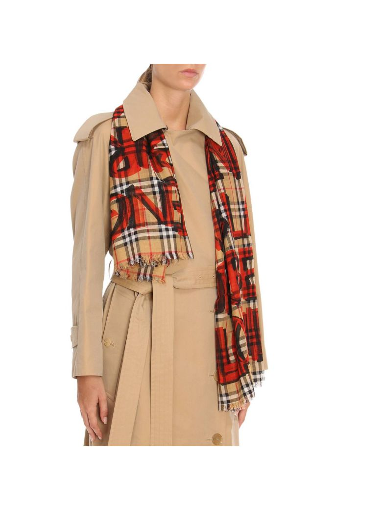 SCARF SCARF WOMEN BURBERRY