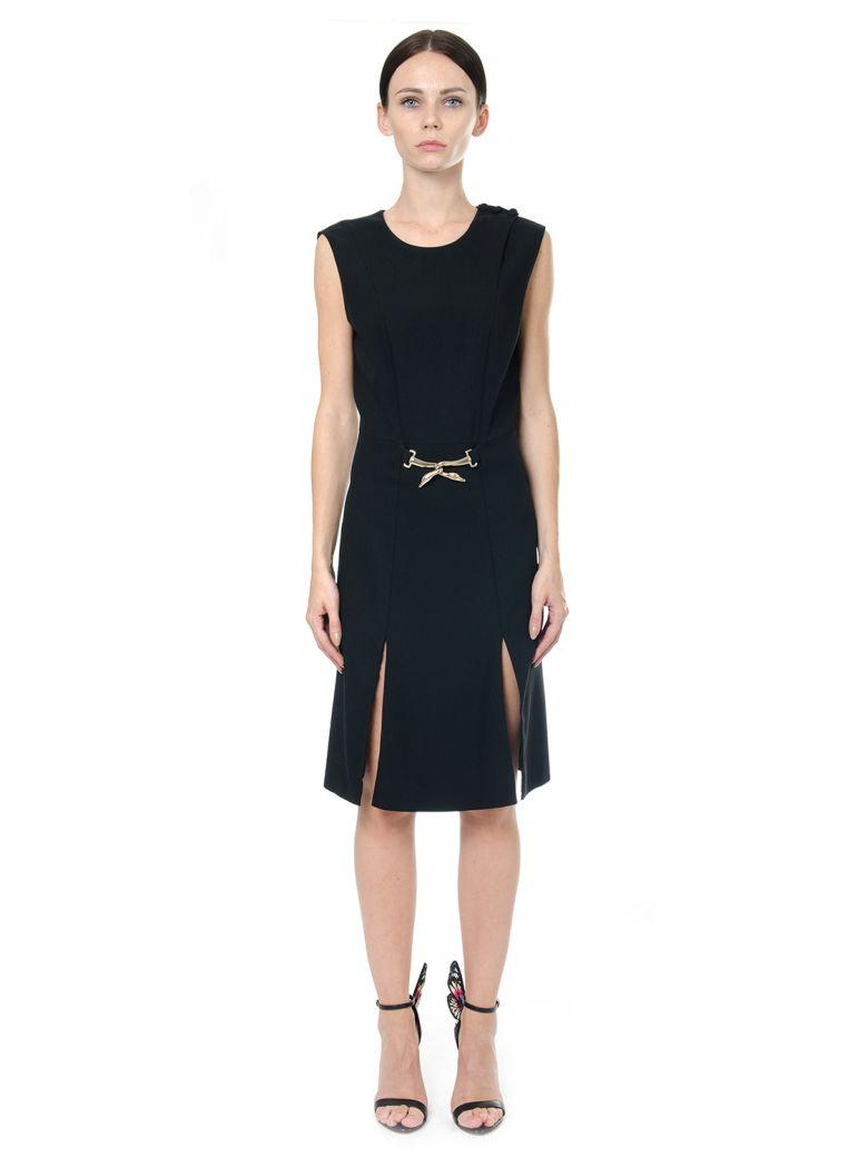 BLACK SWAN EMBELLISHED DRESS
