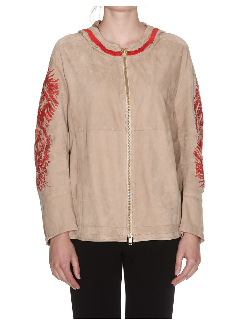 GIPSY SUEDE JACKET