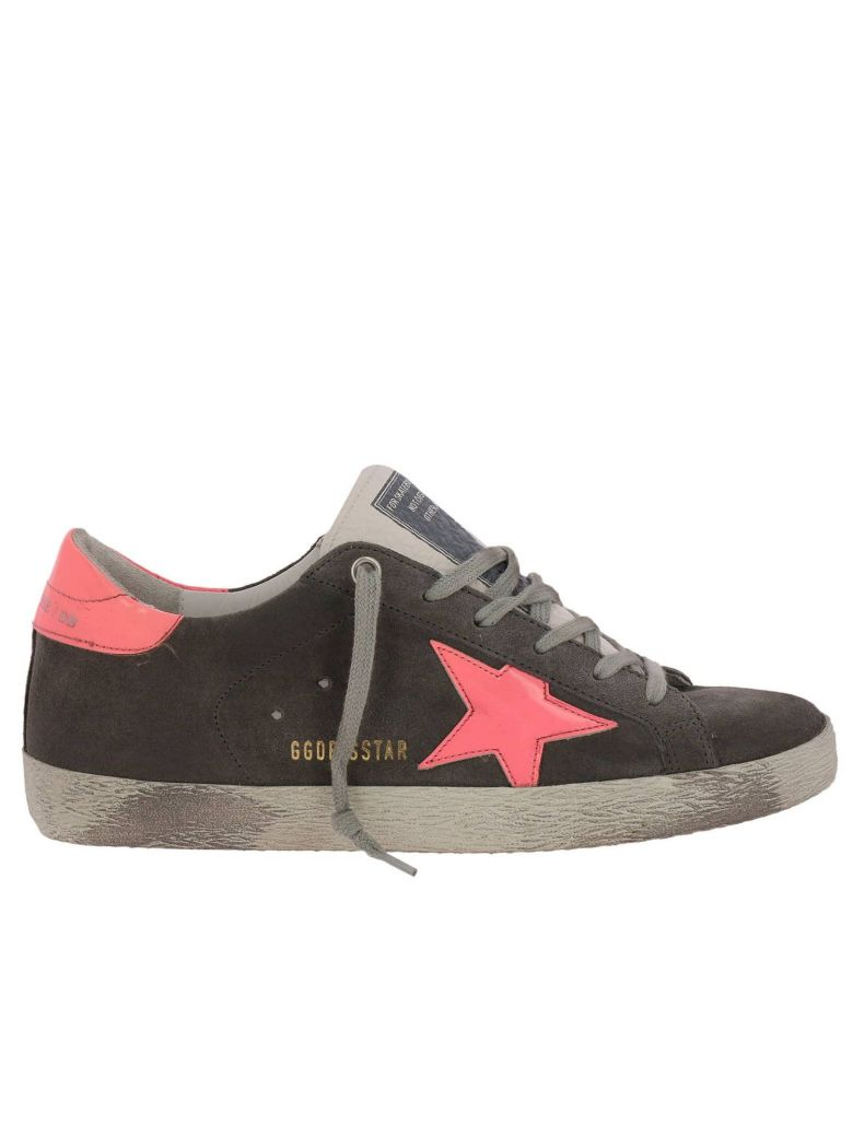 Golden Goose Sneakers Shoes Women Golden Goose - grey