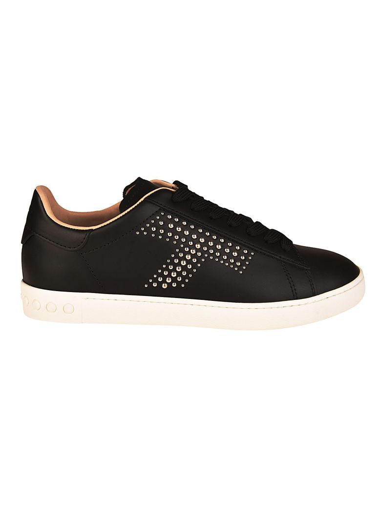 T STUDDED SNEAKERS