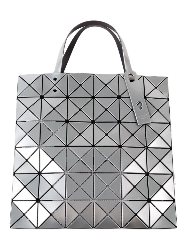 d02ffa9b4ae2 Bao Bao Issey Miyake Lucent Tote In Silver
