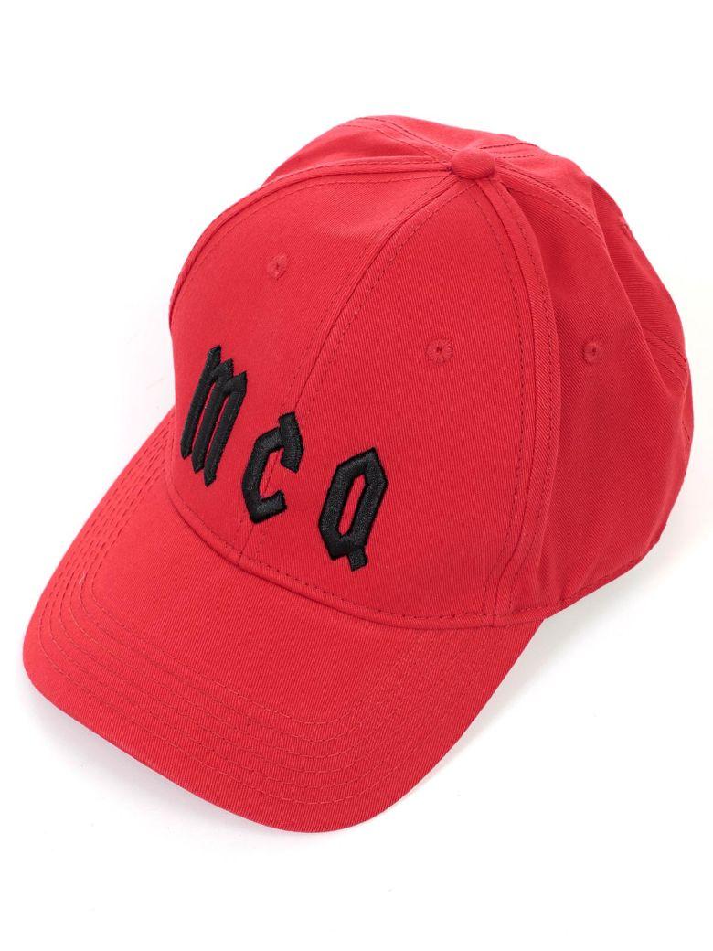 c535ee14c5f Mcq By Alexander Mcqueen Hat In Red