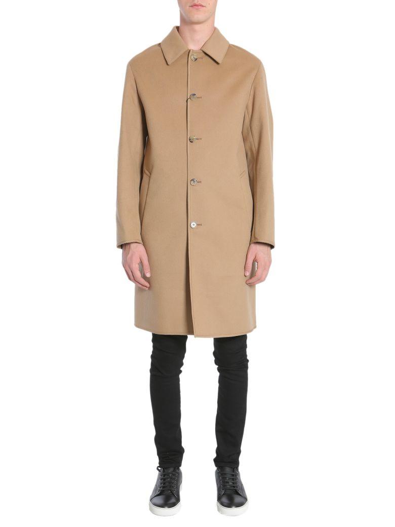 MACKINTOSH Classic Coat in Beige