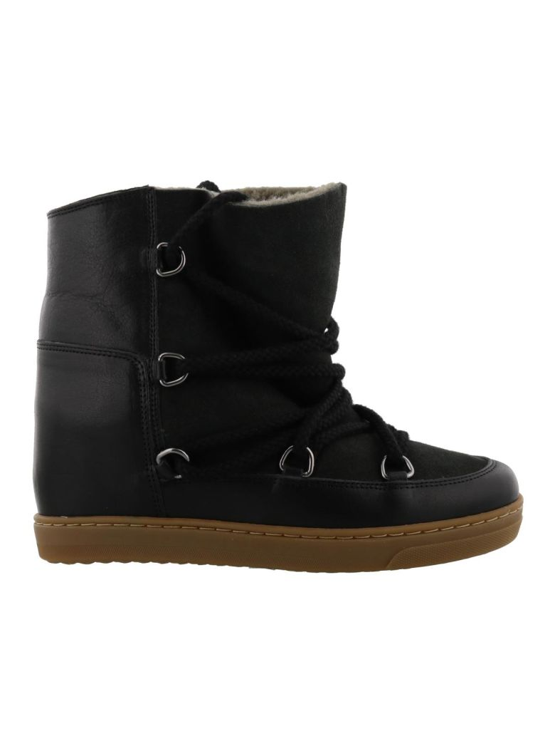 Nowles Boots, Black