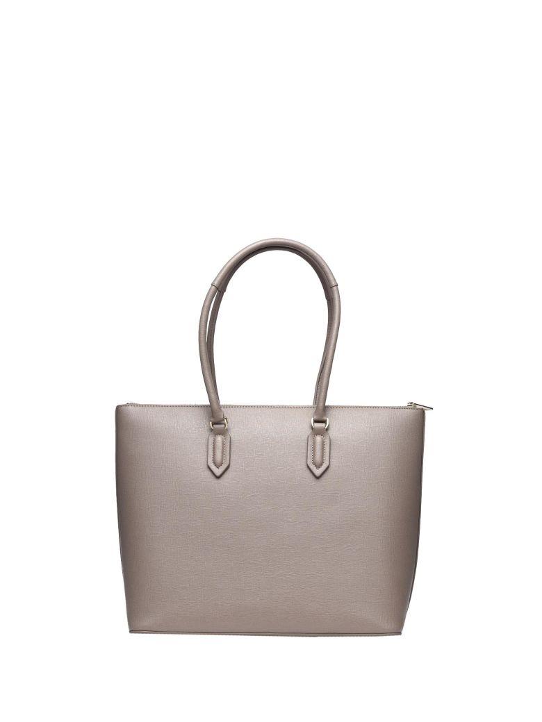GREY PIN BAG