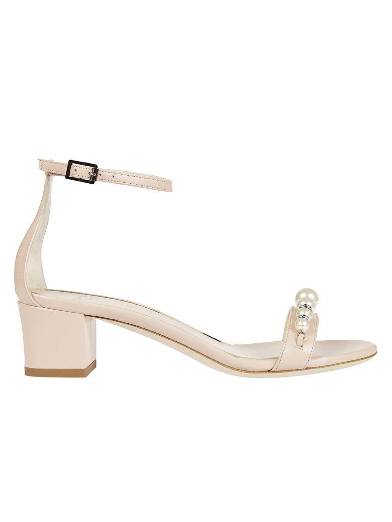 Lanvin Pearl embellished sandals 1oTE7rE7