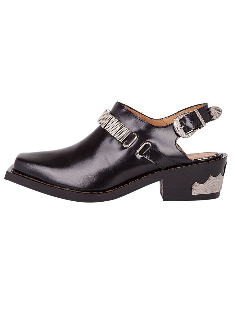 Toga ANKLE STRAP MULES