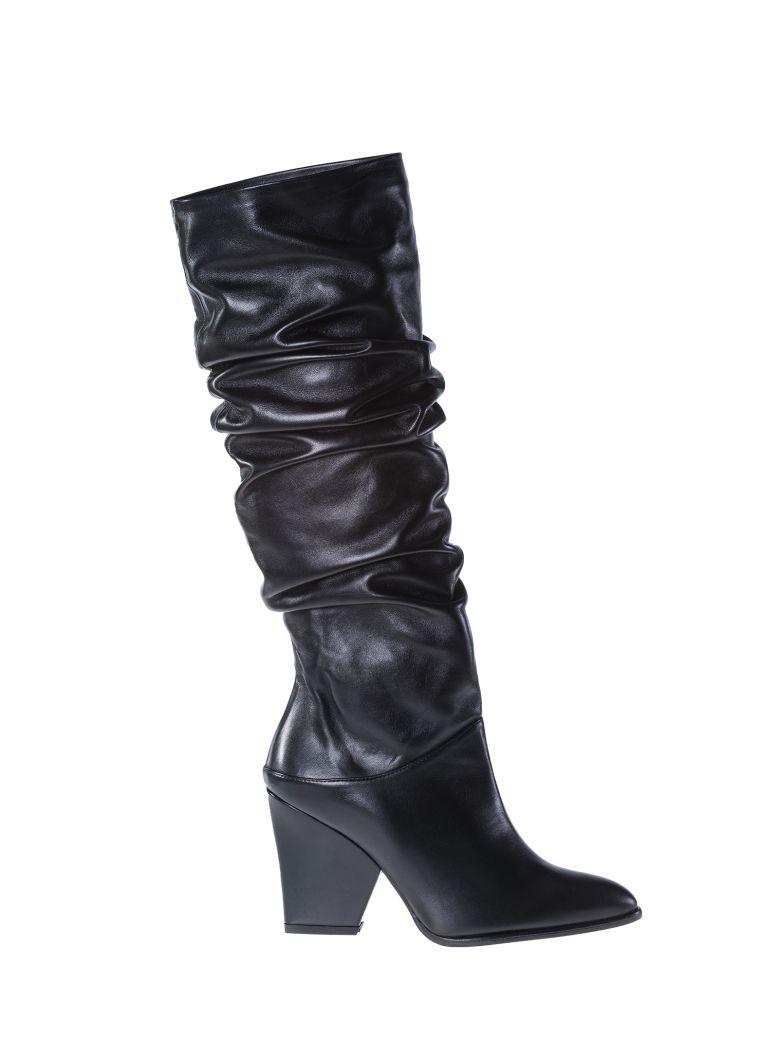 Smashing Boots in Black