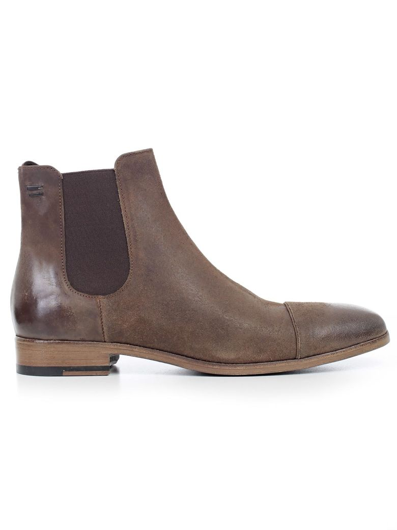 THE LAST CONSPIRACY CHELSEA ANKLE BOOTS