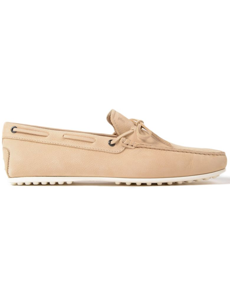 b529556cb0b Tod S Gommino Loafers In Neutrals