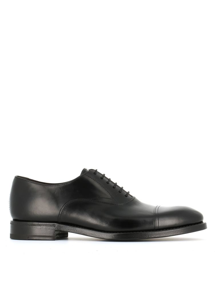 """HENDERSON Classic Oxford """"52301"""" in Black"""