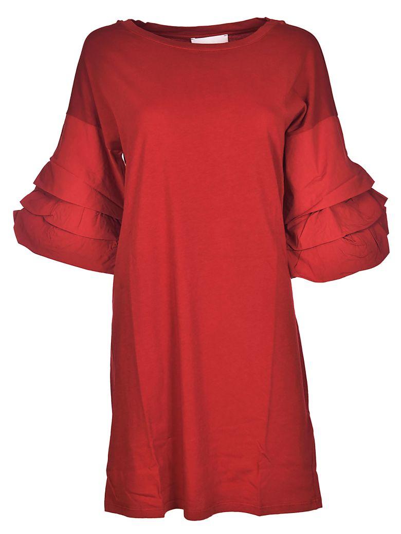 BRAND UNIQUE RUFFLED DRESS