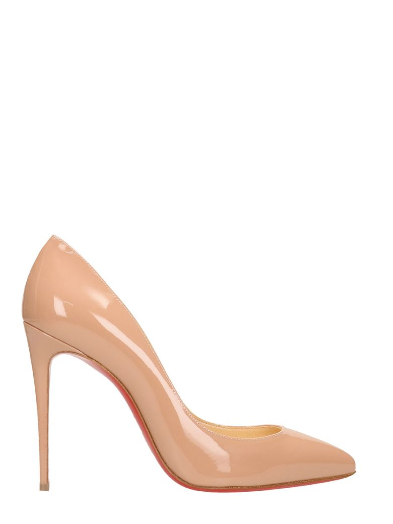 f0f77ac9463 Shoptagr | Christian Louboutin Pigalle Follies 100 Pumps by ...