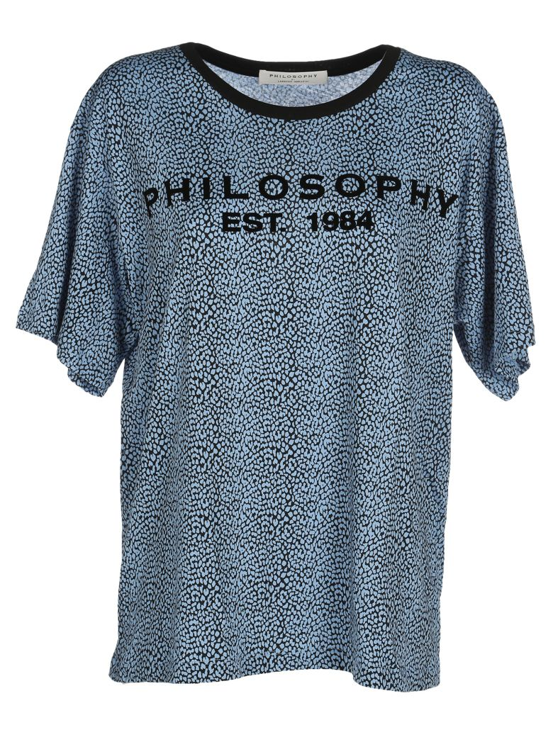 PHILOSOPHY TSHIRT LOGO