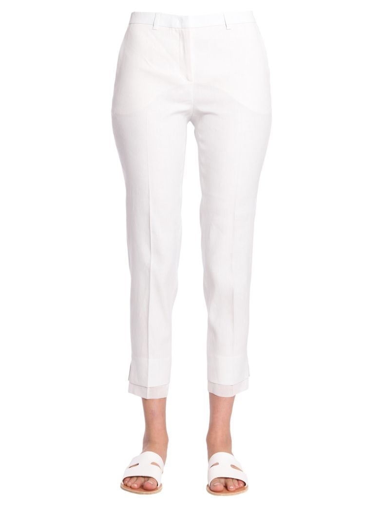 "FABIANA FILIPPI ""Montefalco"" Trousers in White"