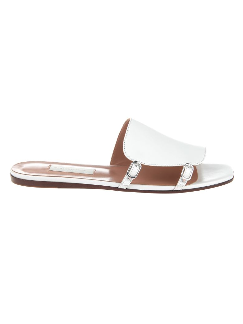 L Autre Chose Buckle Flat Sandals Clearance Manchester Outlet Low Price Clearance Get Authentic Sale Pay With Paypal bkvT5