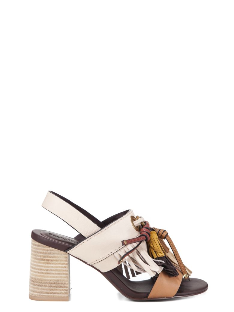 fringed slingback sandals - Nude &amp; Neutrals See By Chlo</ototo></div>                                   <span></span>                               </div>             <div>                                     <div>                                             <div>                                                     <div>                                                             <a href=