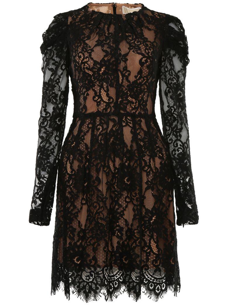 MICHAEL Michael Kors Lace Dress - BLACK Nero