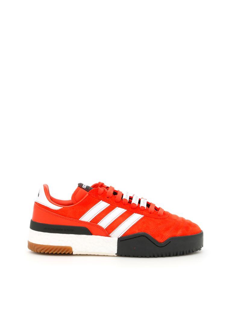 Adidas originali da alexander wang - calcio scamosciato scarpe bballname
