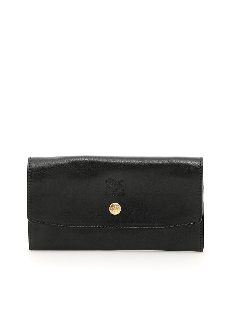 Il Bisonte GRAIN LEATHER WALLET