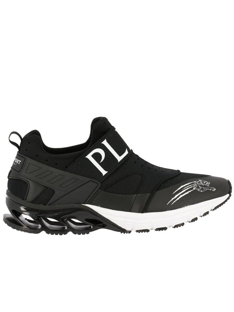 running sneakers - Black Plein Sport 5mDVg