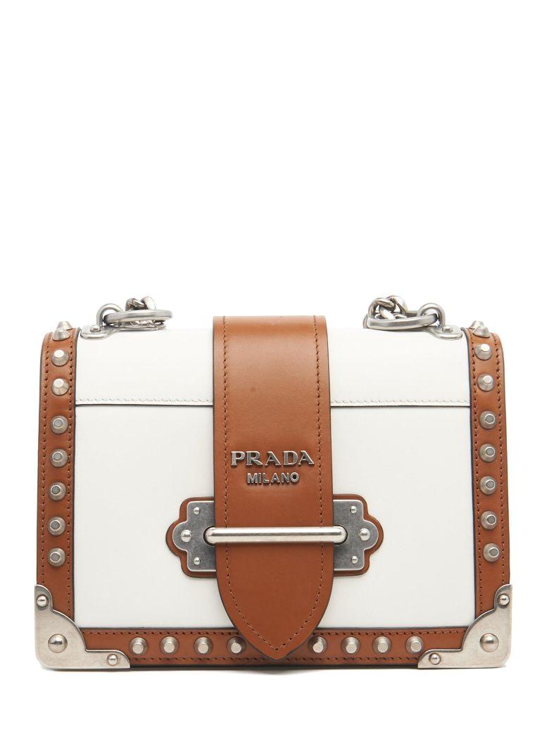 Cahier shoulder bag