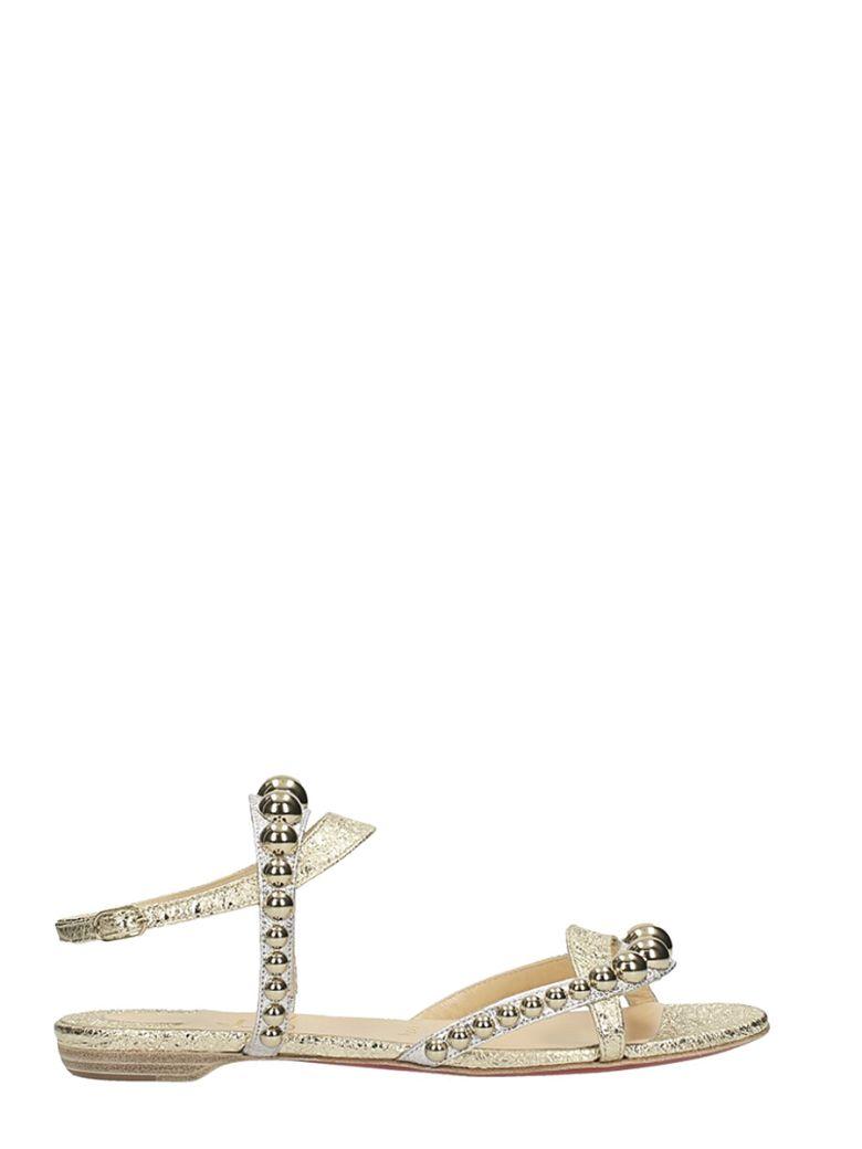 6d5bb0c653d CHRISTIAN LOUBOUTIN Galeria Flat Sandals