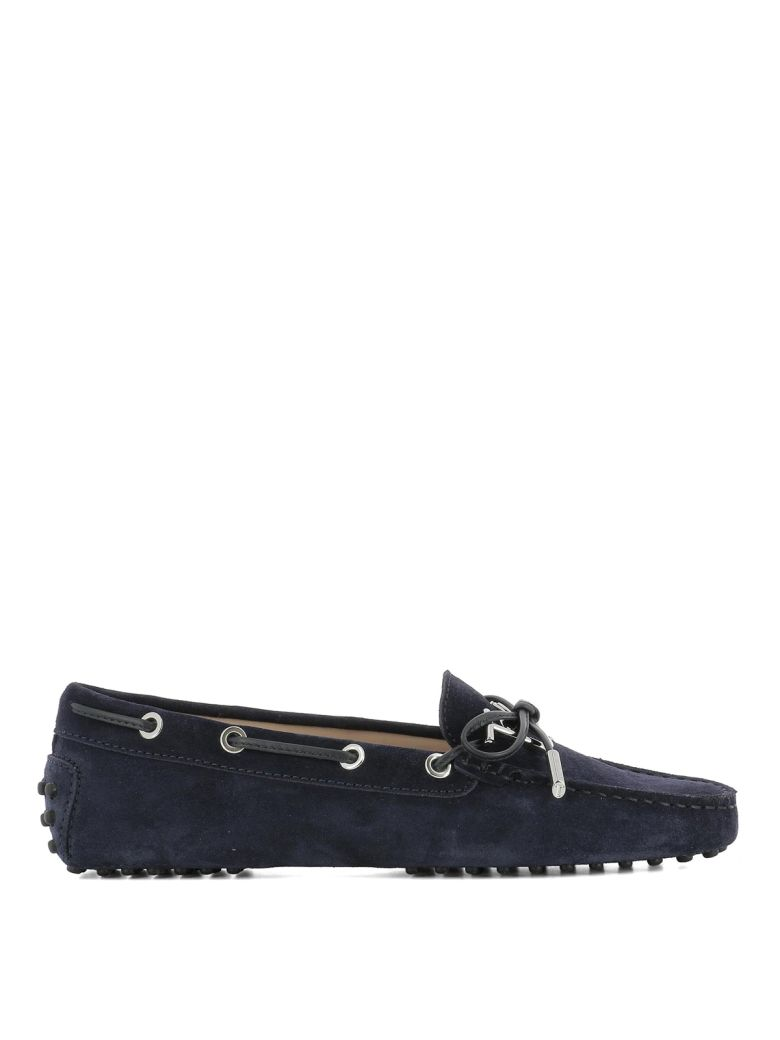 GOMMINO LACED LOAFERS
