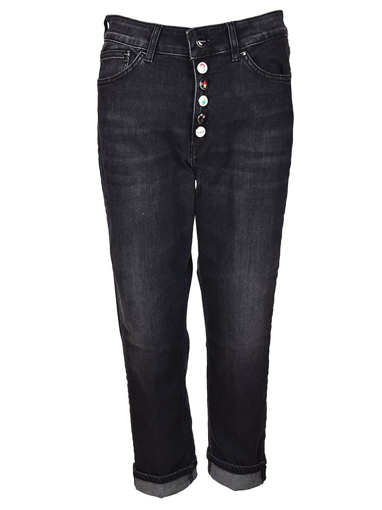 BOYFRIEND STRETCH JEANS