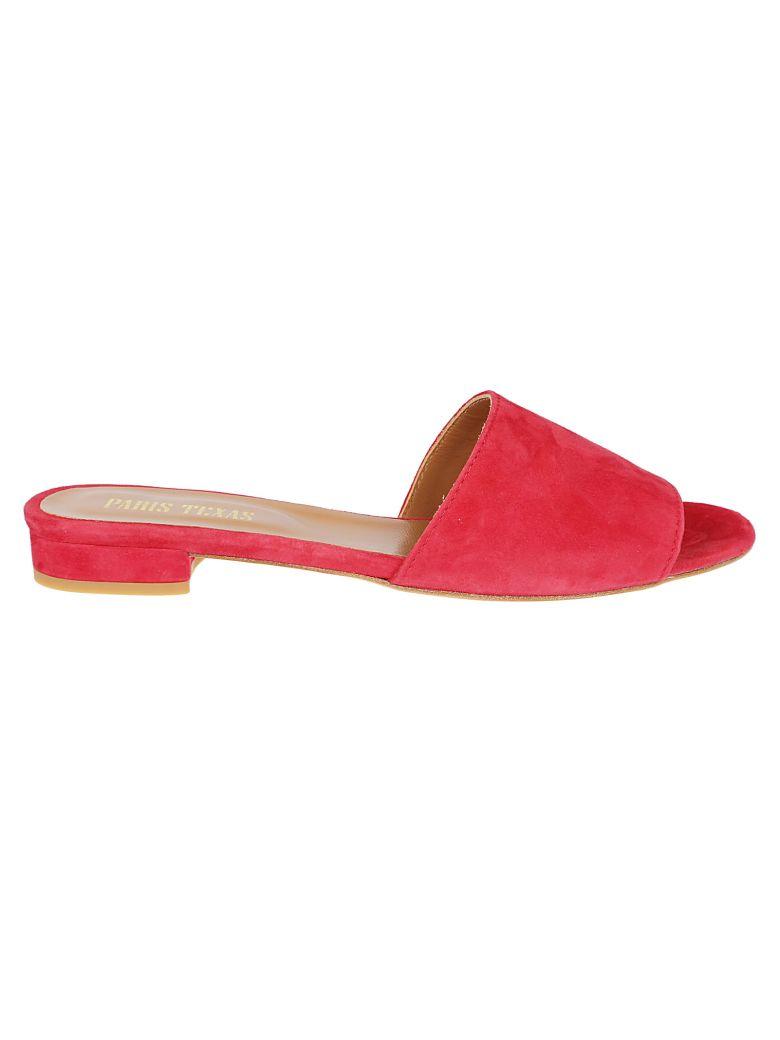 PARIS TEXAS Classic Sandals in Red