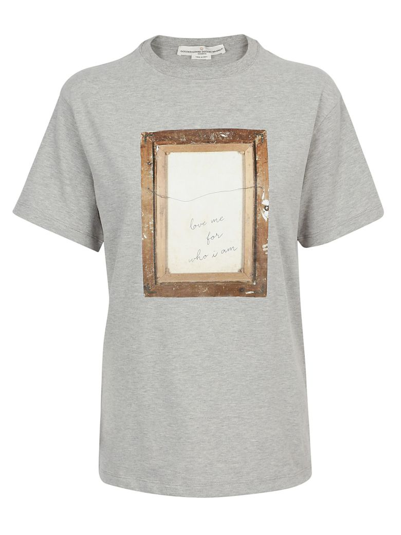 Golden Goose T-shirt - Grey