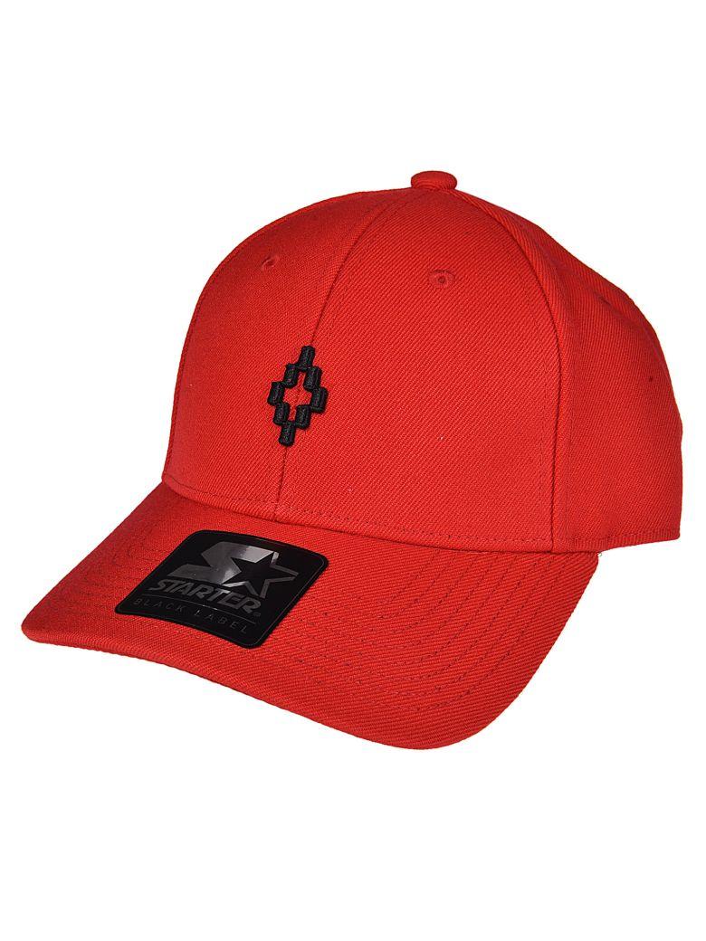 Marcelo Burlon County Of Milan  LOGO EMBROIDERED CAP