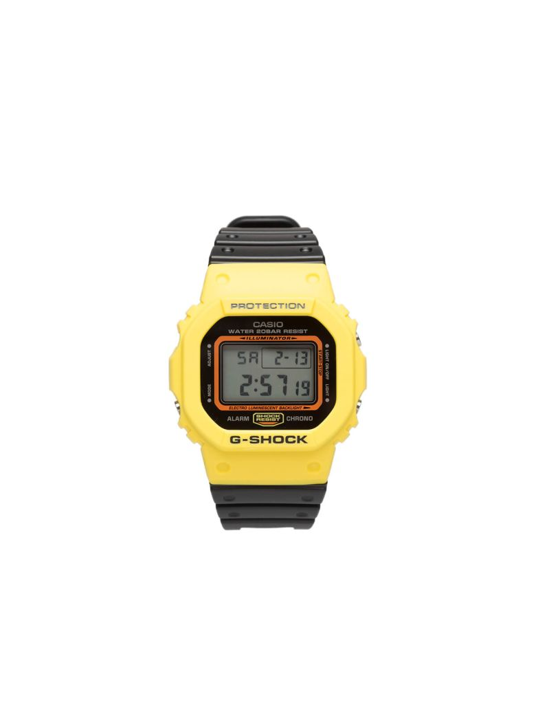 G-Shock Digital Wrist Watch - Yellow