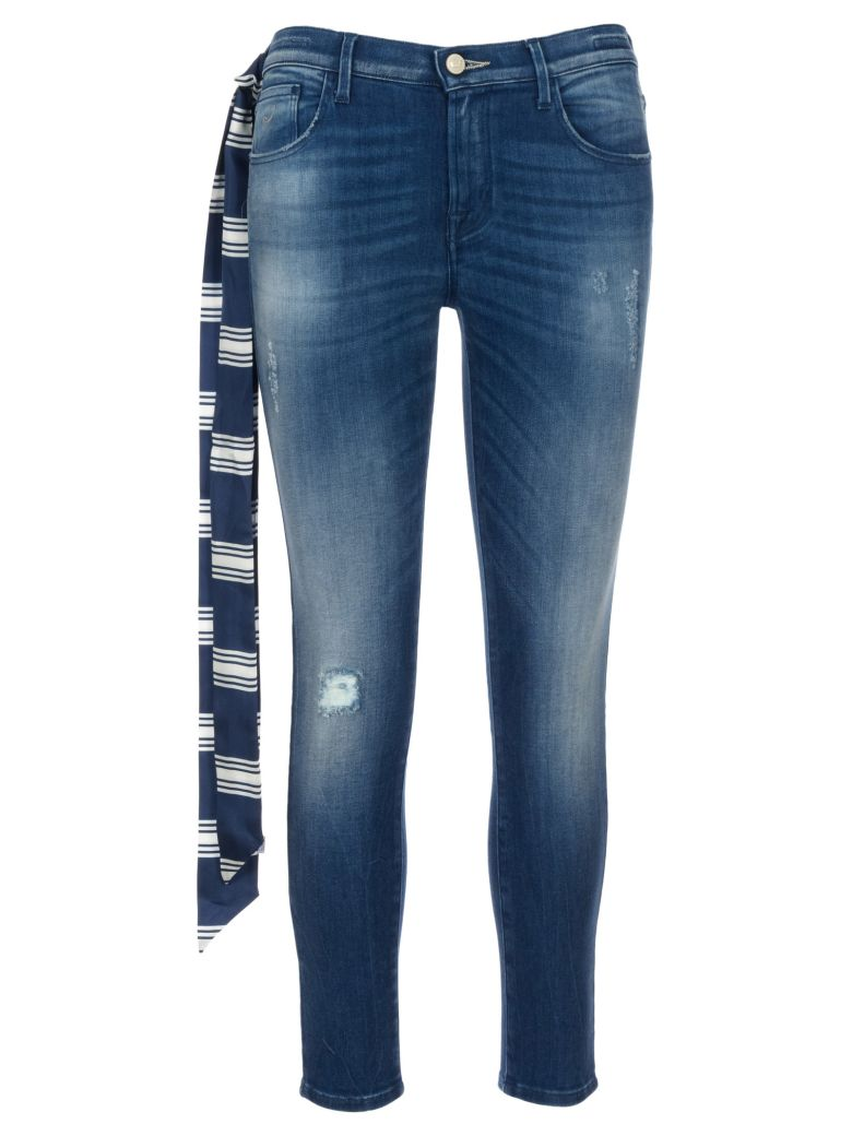 KIMBERLY CROP JEANS