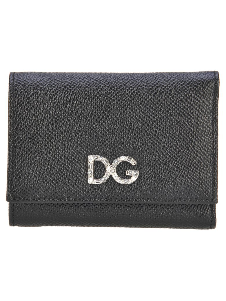DOLCE & GABBANA FRENCH WALLET