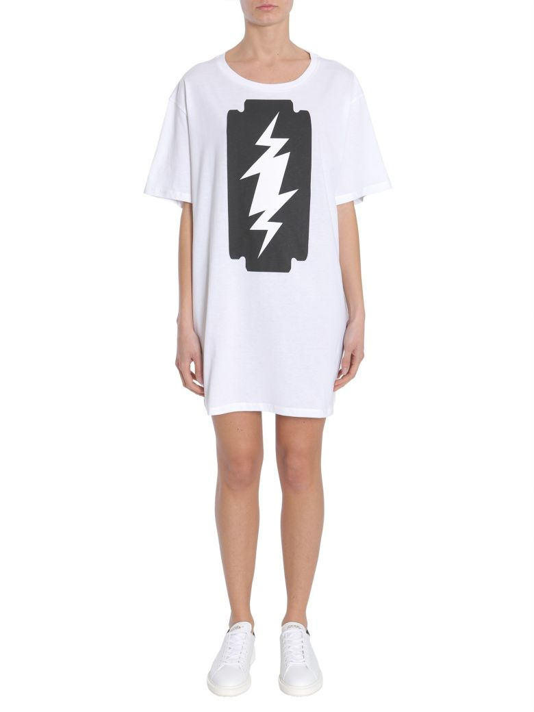 Oversize Fit T-Shirt in White