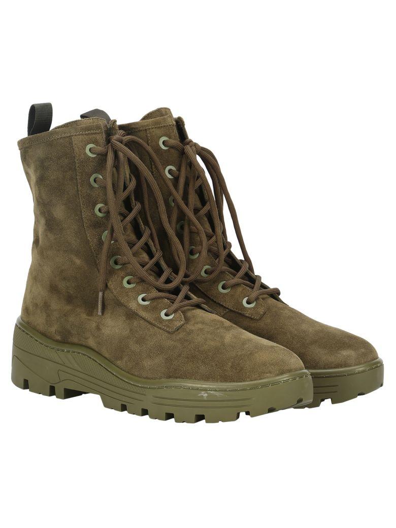 Yeezy                                                                                               Yeezy Kanye West Combat Boot