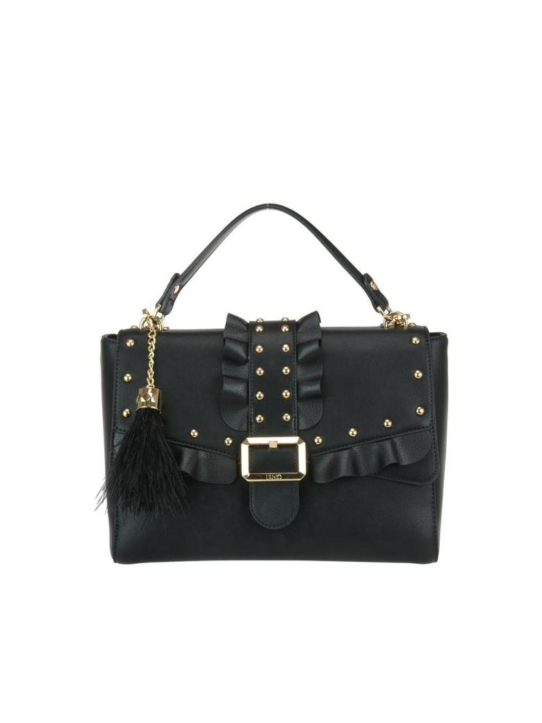 ottima vestibilità prezzo più basso con la più grande selezione di Liu-Jo Large Melrose Volant Bag, Black