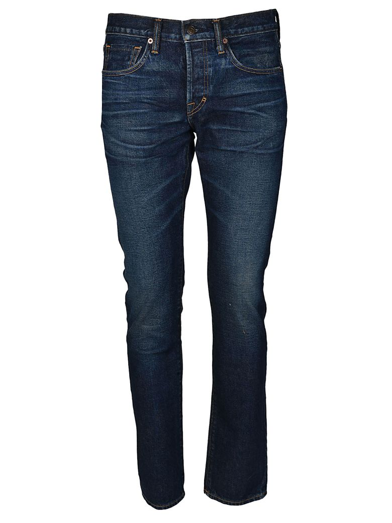 Tom Ford  FADED JEANS